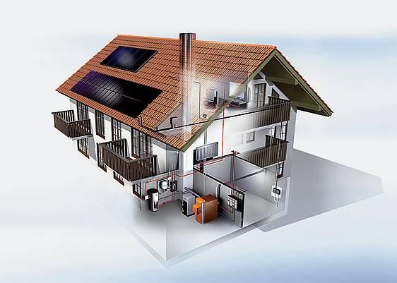 Эффективное отопление дома
